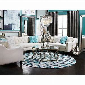 Circa sectional 2 piece sectionals living room for Cloud sectional sofa z gallerie