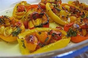 Gefüllte paprika abnehmen