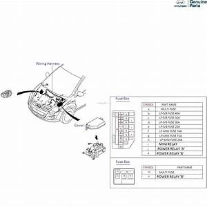 Wiring Diagram Of Hyundai I20