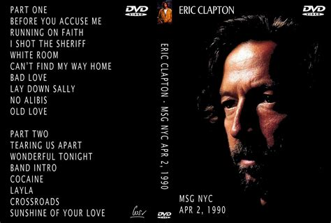 eric clapton quot can t find my way home quot guitar tab eric clapton square garden april 2 1990 dvd New