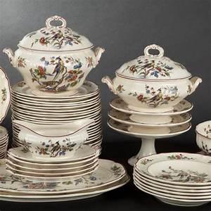 Service De Table Porcelaine : service de table vieux rouen ~ Teatrodelosmanantiales.com Idées de Décoration