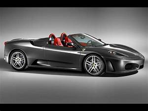 World Of Cars: Ferrari f430 spider wallpaper