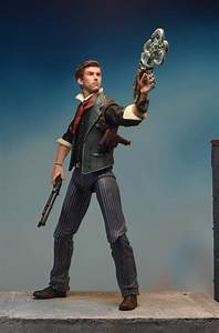 Closer Look: Bioshock Infinite Booker DeWitt 7″ Scale