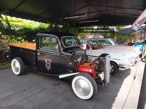 Old School Hot Rod Ford Trucks