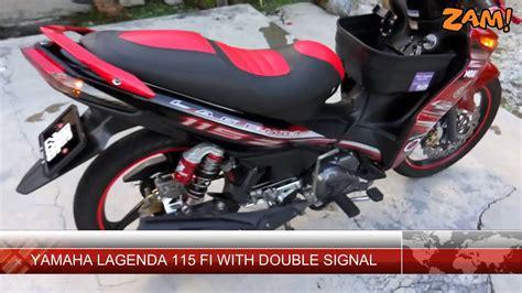 yamaha lagenda 115 fuel injection signal youtube