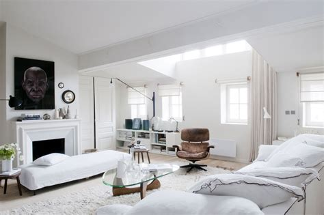 salon canapé blanc salon avec un canapé blanc 12 idées déco s 39 inspirer