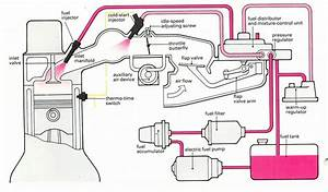 Gasoline Efi Injection System Diagram