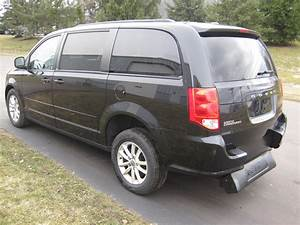 2013 Dodge Grand Caravan Auto Ability Manual Rear Entry