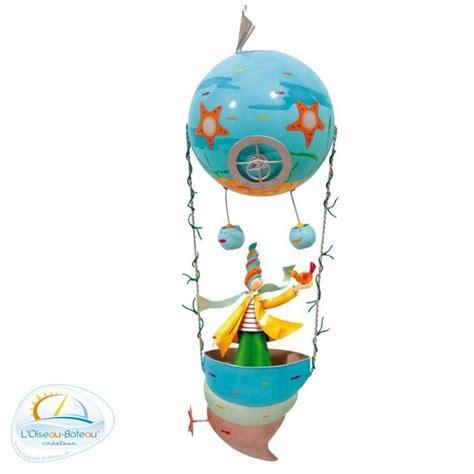 suspension chambre garcon suspension chambre bébé garçon coquillage l 39 oiseau bateau