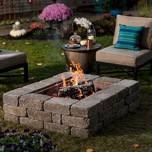 34, , simple, and, cheap, fire, pit, and, backyard, landscaping, ideas
