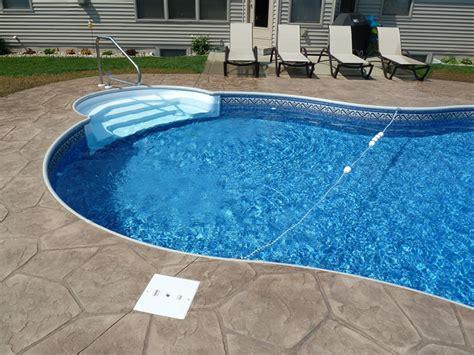 Concrete Patios Pool Decks