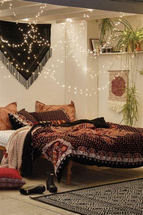 deco de chambre adulte romantique decoration chambre hippie
