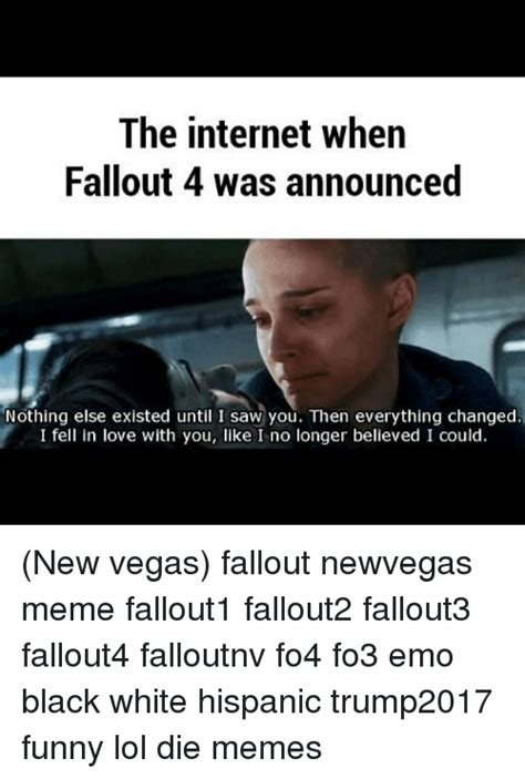 New Internet Memes - funny fallout new vegas memes of 2017 on sizzle