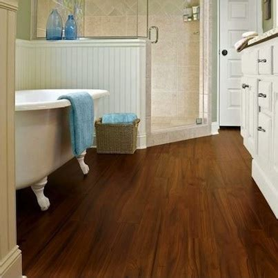 laminate wood flooring in bathroom beautiful and unique bathroom flooring ideas furniture home design ideas