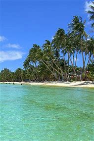 High Resolution Tropical Beach Scenery