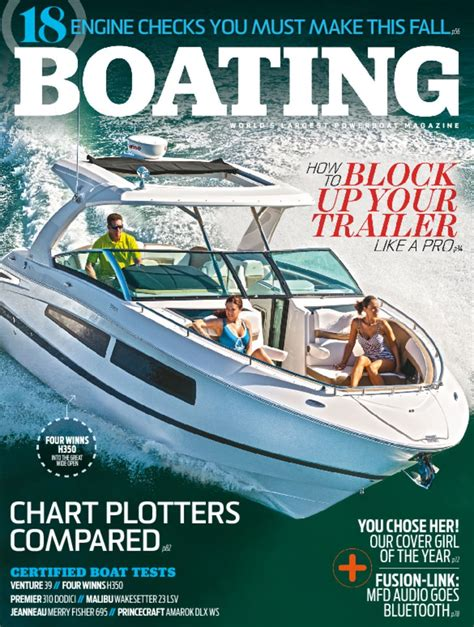 Largest Boating Magazine by 5663 Boating Cover 2015 November Issue Jpg