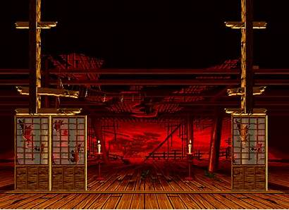 Samurai Shodown Stages Iii Stage Animated Backgrounds