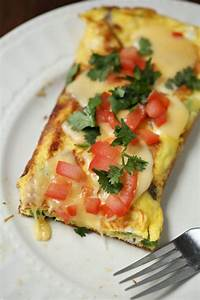 Veggie Stuffed Omelet Recipe and Video