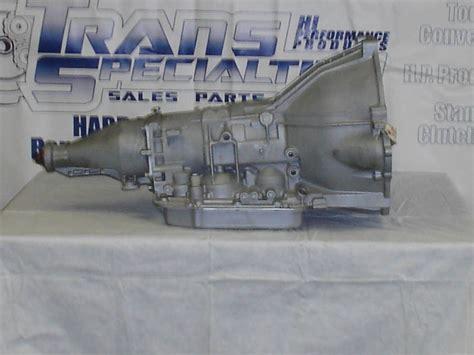 trans specialties ford econoline rebuilt transmission