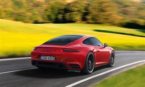 2019 New Porsche by 2019 Porsche 911 992 Rendered In Evolutionary Fashion