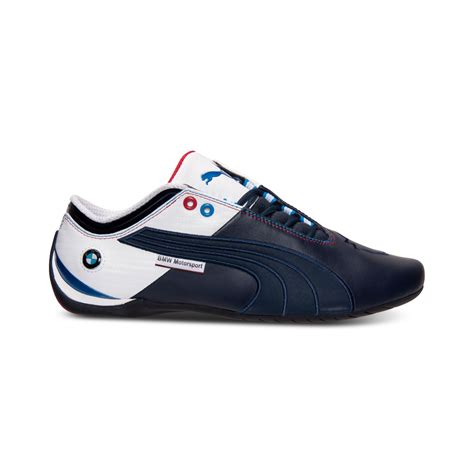 Puma Mens Future Cat M1 Bmw Big Carbon Casual Sneakers
