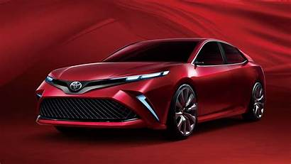4k Toyota Camry Concept Fun Wallpapers Ultra