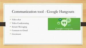 software evaluation skype vs google hangouts With google hangouts share documents