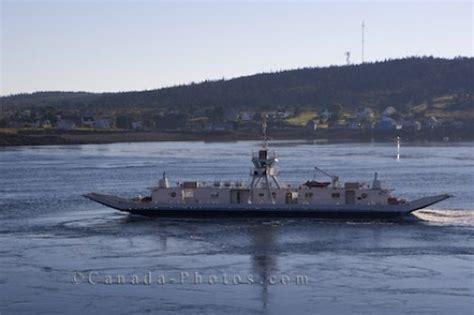 Ferry Boat Joshua Slocum by Ferry Petit Princess Island Crossing Scotia Canada