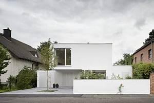 Projekty rodinných domů ve svahu
