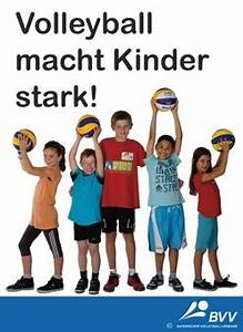 Volleyball Knieschützer Kinder : bayerischer volleyball verband volleyball macht kinder stark ~ Kayakingforconservation.com Haus und Dekorationen