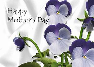 Happy, Mothers, Day, Flowers
