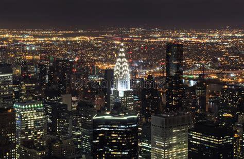 weihnachtsgrüße geschäftlich kostenlos vogelperspektive new york city nachts redaktionelles stockfotografie bild amerika
