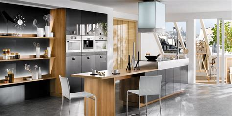 Black And White Kitchen Designs From Mobalpa by Black And White Kitchen Designs From Mobalpa