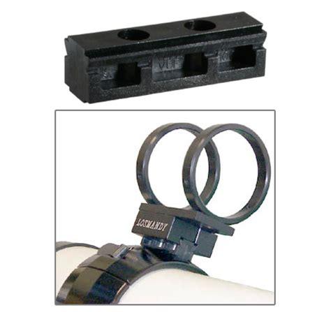 mounting scope mounting telescope mounting tele tele vue optics finder adapter