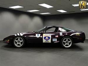 1993 Chevrolet Corvette 60096 Miles Black Rose Coupe 396 6