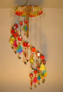 wc 110 saa paper umbrella mobile or wind chimes present box and christmas tree style
