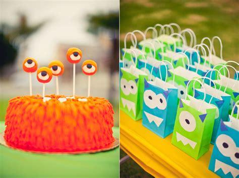monster themed birthday party jayces st birthday