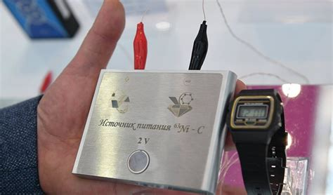Российские физики уплотнили энергию ядерной батарейки в десять раз Lumiminc