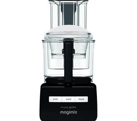premium cuisines buy magimix premium 5200xl food processor black free