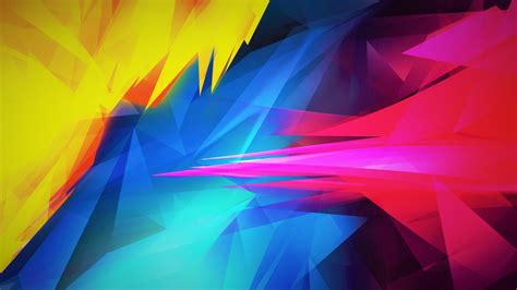 Abstract Blue And Orange Wallpaper by Abstract Blue Yellow Pink Purple Orange Colorful