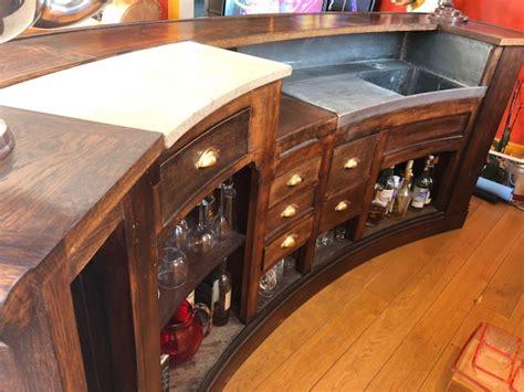 comptoir bistrot estimation bar comptoir de bistrot annees 1930 martin