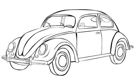 choisir cuisine dididou coloriage de voiture coccinelle page 2