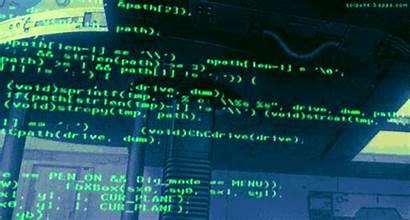 Ghost Shell Aesthetic Coding Cyberpunk Matrix Hacking
