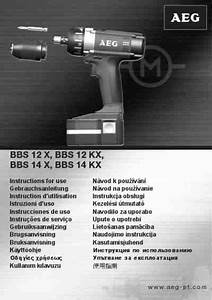 Aeg Bbs Raptor 12kx Tools Download Manual For Free Now