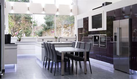 bonnet grande cuisine cuisine design extension maison modèle rendez vous