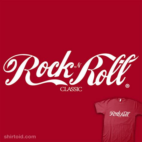 Rock N Roll Shirtoid