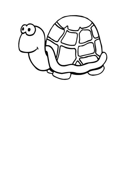 tortuga  colorear