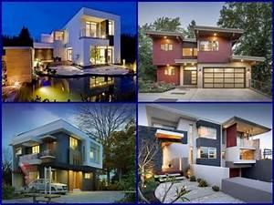 Top 20 Ultra Modern House Designs - YouTube