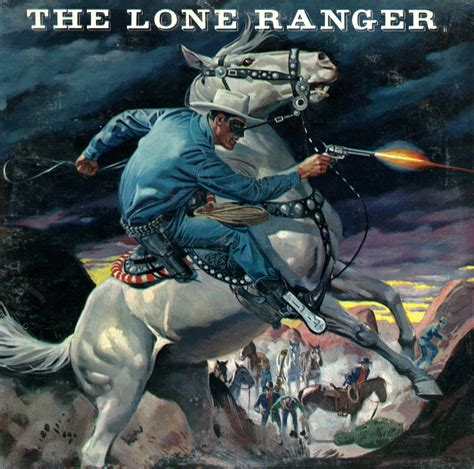 The Lone Ranger Original by The Lone Ranger Original Radio Broadcast Collection Lp Cd