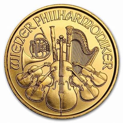 Philharmoniker Troy Ounce Coin Austria Munt Gouden